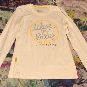 Livestrong long sleeve